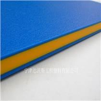 皮纹板 三色板 双色板 塑料板 挤出塑料板 耐磨塑料板
