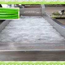 厂家直销黄秋葵清洗机 自动连续洗菜机服务周到 效果好的果蔬清洗机