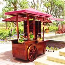 武汉林秀野园林景观设计批发专业快速景观花车售卖车