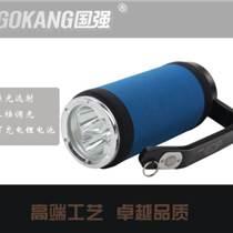 西安GOKANG国强便携防爆强光探照灯供应性价比最高