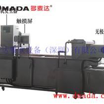 供应深圳清洗机 蔬菜臭氧清洗机 毛刷抛光清洗机
