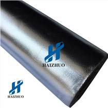 供應建陽管道隔熱鋁箔布生產廠家 0.5mm鋁箔布現貨