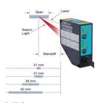 ACR-LDS310激光位移传感器