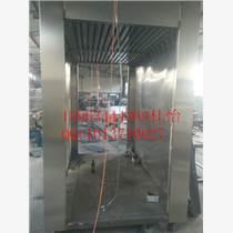 濰坊匯康牌小型煙熏爐生產廠家供應廠家直銷
