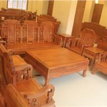 中国十大红木家具排行榜 港龙红木家具缅甸花梨古典家具定制