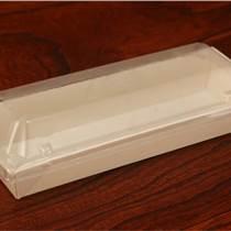 方形三明治蛋糕盒子蛋糕卷烘培包装盒西点饼干烘焙包装盒透明木制