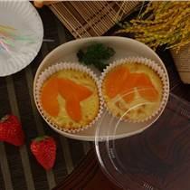高档一次性餐盒外卖打包盒水果蔬菜沙拉盒子包装盒实木烘焙蛋糕盒