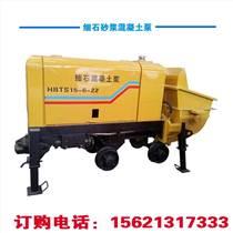 細石混凝土泵日常安裝與保養