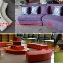 學校圖書館閱覽室異形沙發定制/幼兒園沙發/早教中心沙發定制