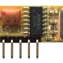 低功耗小體積超外差無線模塊J05E