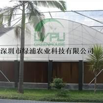 深圳绿浦单跨温室 智能温控大棚