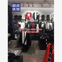 上海浦東新區供應最新KM服裝貨架,訂制男裝貨架