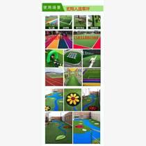 足球人工草皮价格,绿色假草坪》》宏翔人造草坪直供