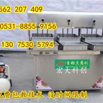 安阳全自动豆腐机厂家 小型豆腐机生产线多少钱一套