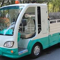 常熟四轮电动环卫车 垃圾运输车价格