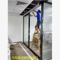 深圳玻璃門地彈簧玻璃門刷卡玻璃門安裝及維修