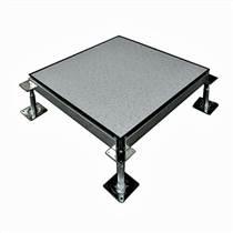 全鋼防靜電導靜電地板 高架防靜活動電地板工程