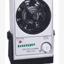 工作台专用除产品静电和?#39029;?#35774;备LA-211台式离子风机