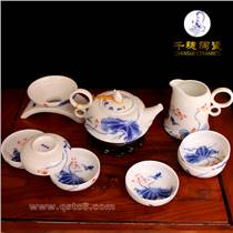 【禮品茶具套裝】景德鎮禮品茶具套裝選購方案