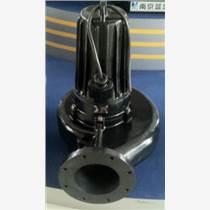南京藍深制泵集團WQ200-5-5.5千瓦藍深水泵