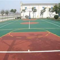 天津籃球場施工