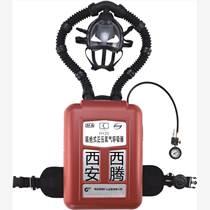 搶險救護西安西騰HYZ4正壓式氧氣呼吸器(新囊式)