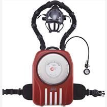 搶險救護西安西騰HYZ4(C)正壓艙式氧氣呼吸器