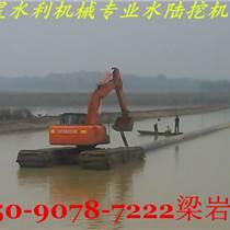 北京斗山215-9水陆挖掘机租赁 水上挖掘机价格