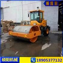 济宁硕阳机械8吨单钢轮震动压路机供应厂家直销