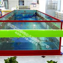 开一个婴儿游泳馆要多少钱