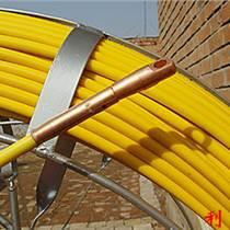 管道布放電纜光纜光纖穿線器,墻壁室內穿線器5-16m