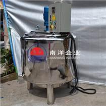 不銹鋼電加熱夾層恒溫冷卻缸罐