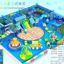 淘氣堡兒童室內大型親子主題樂園游樂場闖關設施