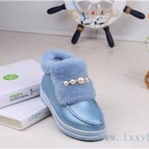 2015年冬季童鞋批发亲情贝儿儿童雪地靴