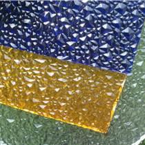佛山塑揚陽光鉆石顆粒PC板供應廠家直銷