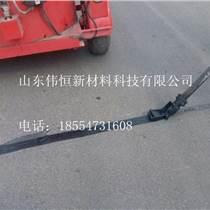 道路灌縫膠路面養護材料產品優點及應用領域