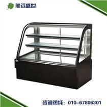 蛋糕展示柜 面包展柜厂家 饮料糕点展示柜 面包房保温柜