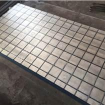 专业生产铸铁平板/大理石/对接/防锈平台沧州华威机械