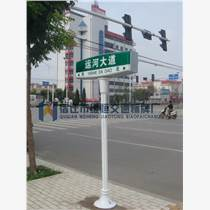 仿罗马柱路名牌,造型简洁大方