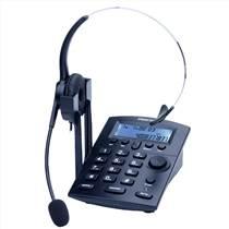 北恩DT60呼叫中心話務員耳麥電話機
