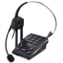 北恩VF600呼叫中心耳麥電話機話務盒