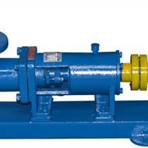 廠家直銷G型系列單螺桿泵(濃漿泵)