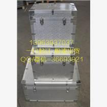 青岛城阳安全防护减震航空箱精密仪器铝合金箱3