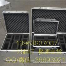 青岛城阳安全防护减震铝合金箱城阳航空箱精密仪器铝合金箱6