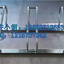 供应深圳宝安单车停车架自行车锁车架单车地锁