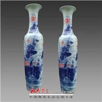 景德镇陶瓷工艺品 陶瓷花瓶摆件 创意礼品家居饰品