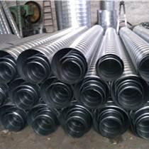 螺旋风管厂家制作规范 镀锌螺旋风管性能特点