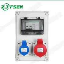 防水插座配電箱 塑料密封箱 組合插座箱