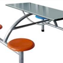 阜阳鸿鑫文体销售食堂餐厅不锈钢餐桌  玻璃钢餐桌   快餐桌