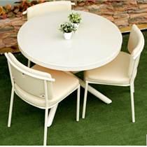 常州辦公家具廠家直銷創意桌椅組合圓桌 甜品店冷飲店奶茶茶店餐桌椅   簡約咖啡桌椅新款